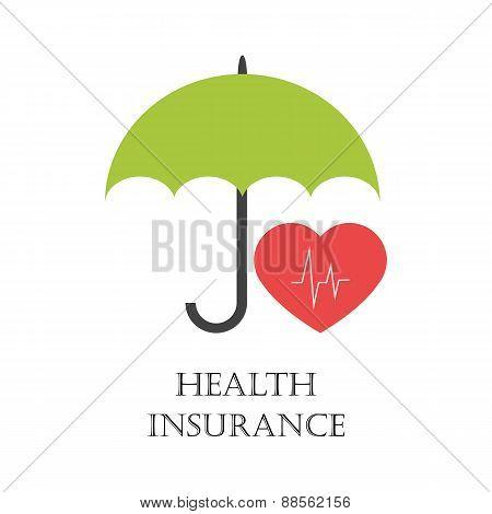 Health insurance emblem