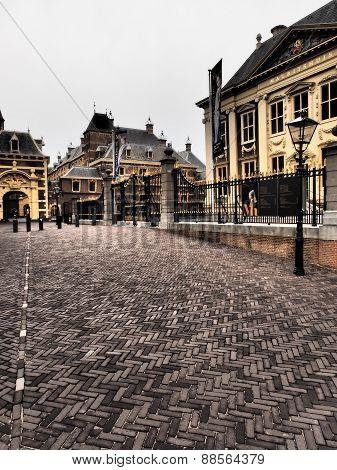 Art gallery Mauritshuis The Hague
