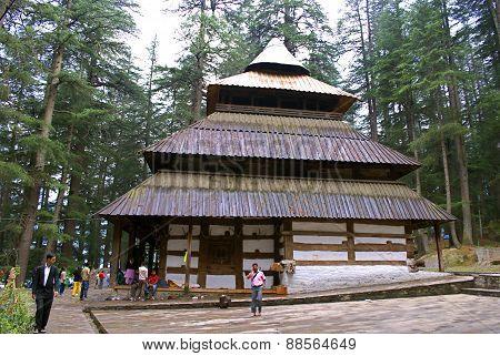 Hadimba Temple Manali