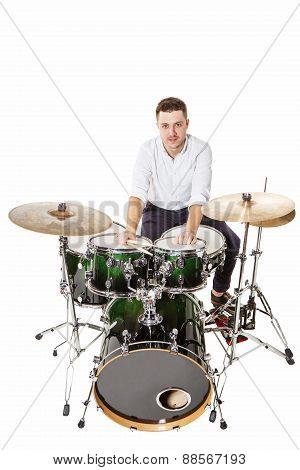 Handsome Drummer