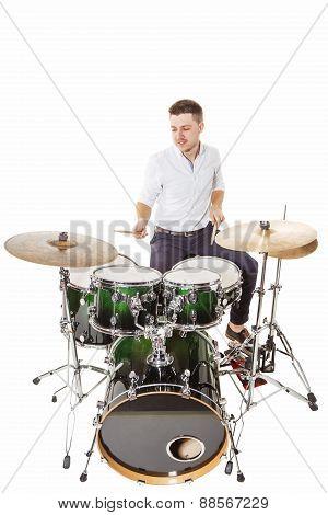 Merry Drummer