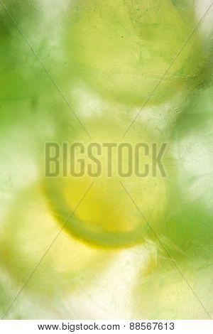 Lemon And Mint Iced