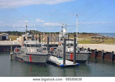 Coastguard Boats