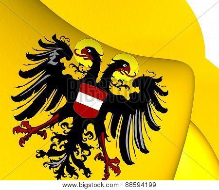 Holy Roman Empire Flag (1437-1493)