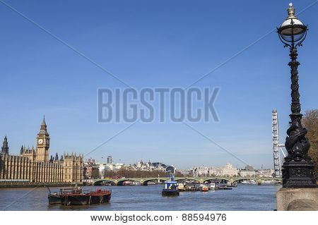 City Of Westminster In London