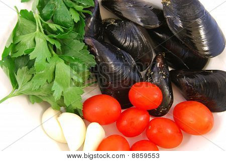 Cook A Pot Of Mussels