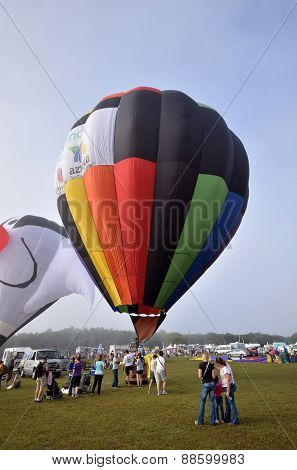 Hot Air Balloon Festival In Florida