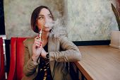 Постер, плакат: Electronic Cigarette