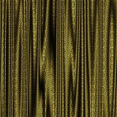 stock photo of lace-curtain  - Curtain golden lace generated texture or background - JPG