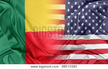 USA and Benin