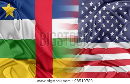 USA and Central African Republic