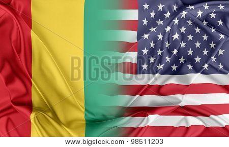 USA and Guinea