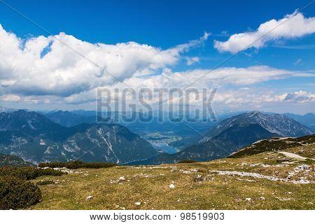 Dachstein-krippenstein, Lake Hallstatt