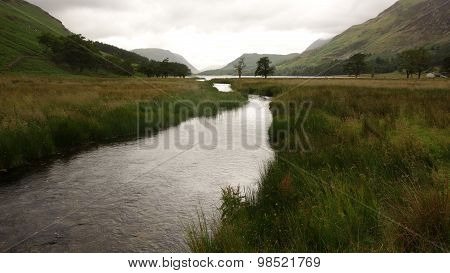 Warnscale Beck and Buttermere