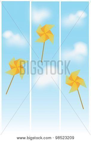 vector pinwheel