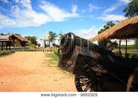Locations Film Legend Of King Naresuan