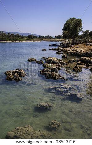 Sedir Island, Gökova, Turkey