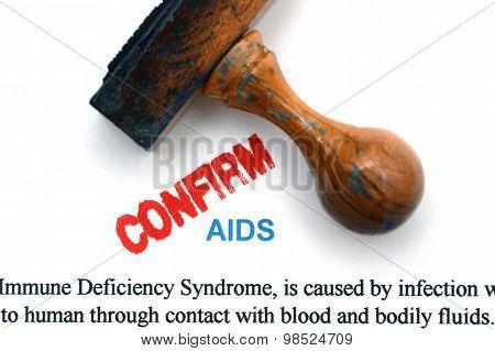 Aids Confirm