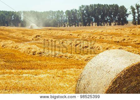 Combine Harvester