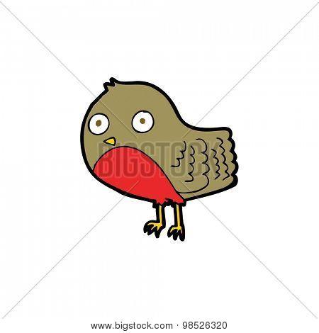 cartoon robin