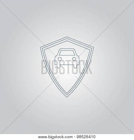 vehicle shield