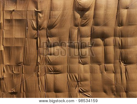 Tarpaulin Canvas Background