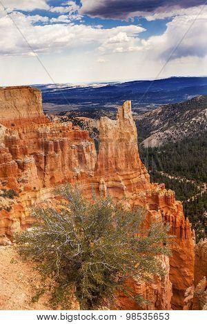 Hoodoos Bryce Point Bryce Canyon National Park Utah