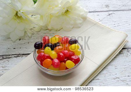 Yummy Gummy Jellybeans