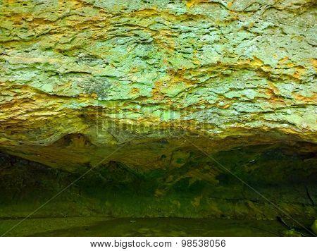 Prehistoric Sediment