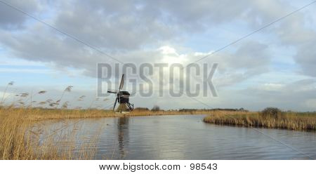 Dutch Windmill 10