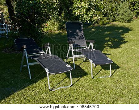 Beautiful Garden Seating For Two Armchairs