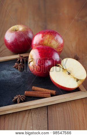 Juicy Fresh Apples