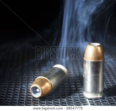Ammunition And Smoke