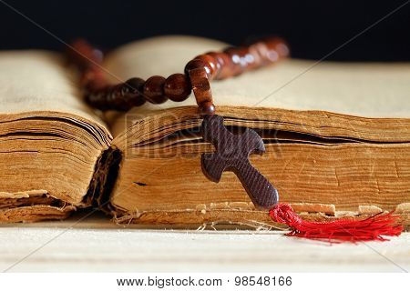 Book And The Cross