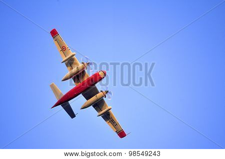 Tracker Water Bomber