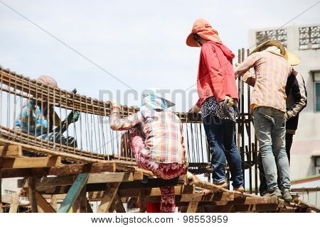 Construction Labour