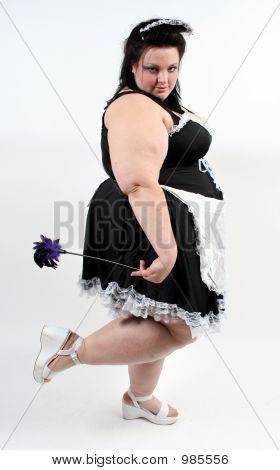 French Maid Stock Photo & Stock Images | Bigstock
