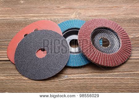 Abrasive wheels