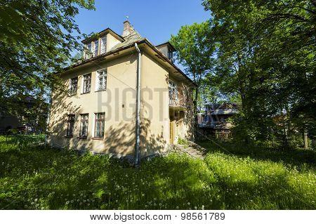 Old Residential House In Zakopane