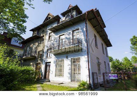 Residential House In Zakopane