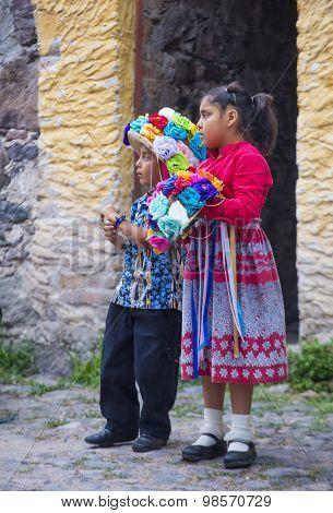 Festival Of Valle Del Maiz