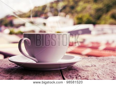 Moning Coffee