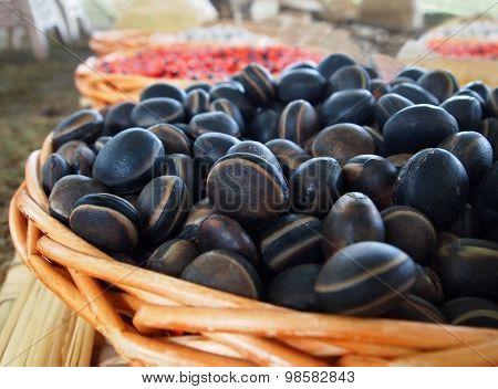 Deer's Eye Sea-beans Mucuna