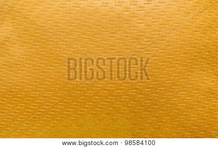 Gold Sofa Linen Fabric Texture For Background