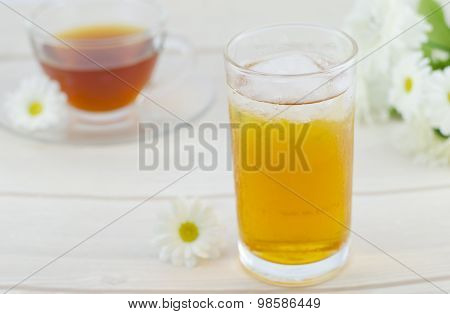 Ice Tea, Cool Drink
