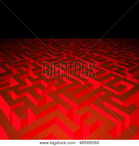 Labyrinth Corridors