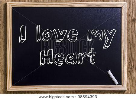 I Love My Heart