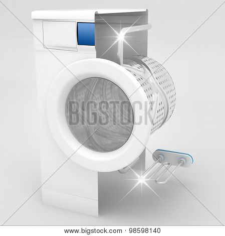 Washing Machine Clean