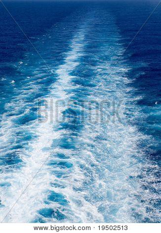 Ocean Wake