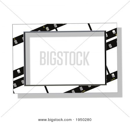 Frame With Filmstrips